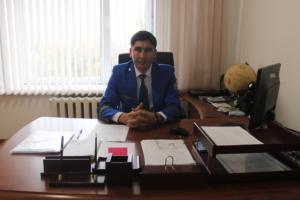 Калиев Алмаз Айдарбекович