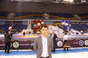 Бекенов Ильяс Амангельдиевич